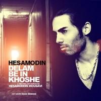 متن آهنگ دلم به این خوشه از حسام الدین موسوی