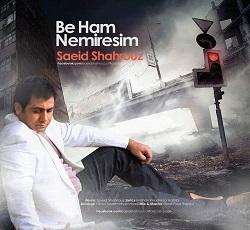 متن آهنگ به هم نمیرسیم از سعید شهروز
