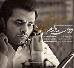 متن آهنگ دوست دارم میثم ابراهیمی