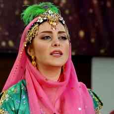 متن آهنگ تو را ای کهن بوم و بر دوست دارم مهدیه محمد خانی