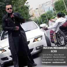 Matin Moarefi - 630