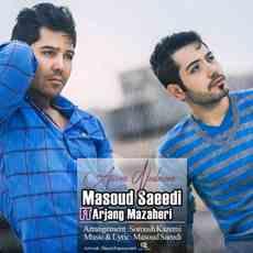 Masoud Saeedi ft. Arjang Mazaheri - Aroom Nadaram