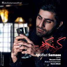 Abolfazl Samaee - Geryeh Nakardam