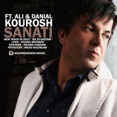 Kourosh Sanati Ft. Ali and Danial - Ba To Hastam