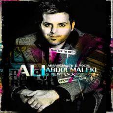 Ali-Abdolmaleki Harchi to begi