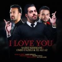 متن آهنگ من عاشقتم سعید کرمانی و DJ Ali A2 و امید فاضلی