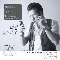 Arash Yousefian - Didi Ke Asheghet Kardam