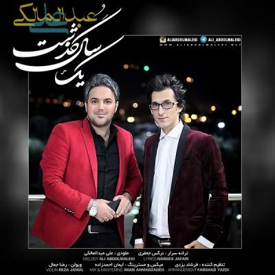 متن آهنگ یک سال گذشت علی عبدالمالکی