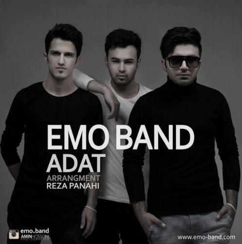 متن آهنگ عادت Emo Band