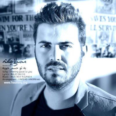 متن آهنگ جدید مصطفی یگانه به تو حسم خوبه