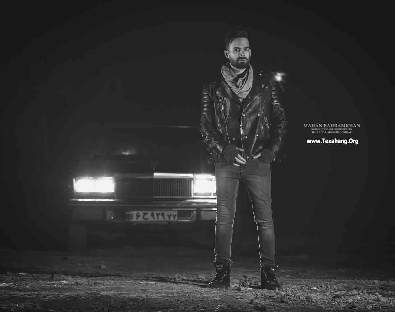 متن آهنگ جدید ترس از ماهان بهرامخان