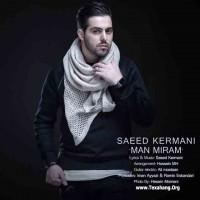 متن آهنگ جدید من میرم از سعید کرمانی
