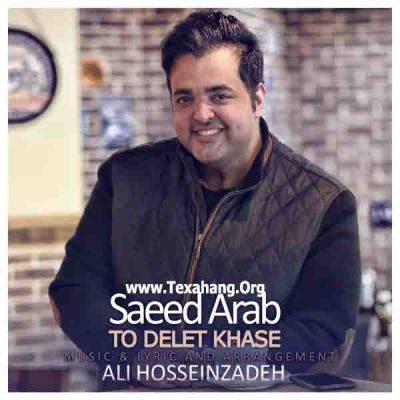 متن آهنگ جدید تو دلت خاصه از سعید عرب