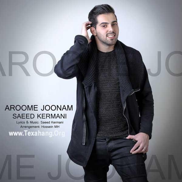 متن آهنگ جدید سعید کرمانی به نام آروم جونم