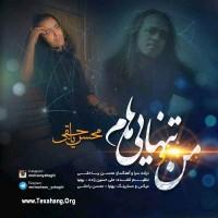 متن آهنگ جدید محسن یاحقی به نام  منو تنهایی هام