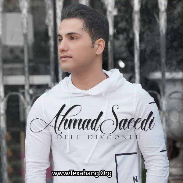 متن آهنگ احمد سعیدی دل دیوونه