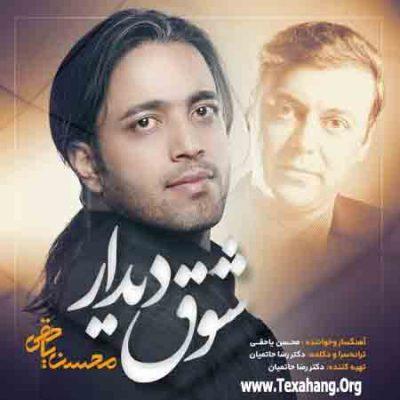 متن آهنگ جدید شوق دیدار از محسن یاحقی