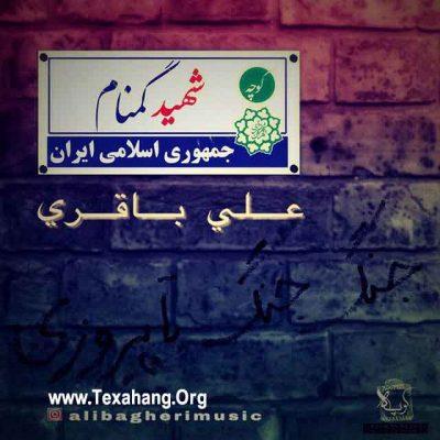 متن آهنگ علی باقری به نام شهید گمنام