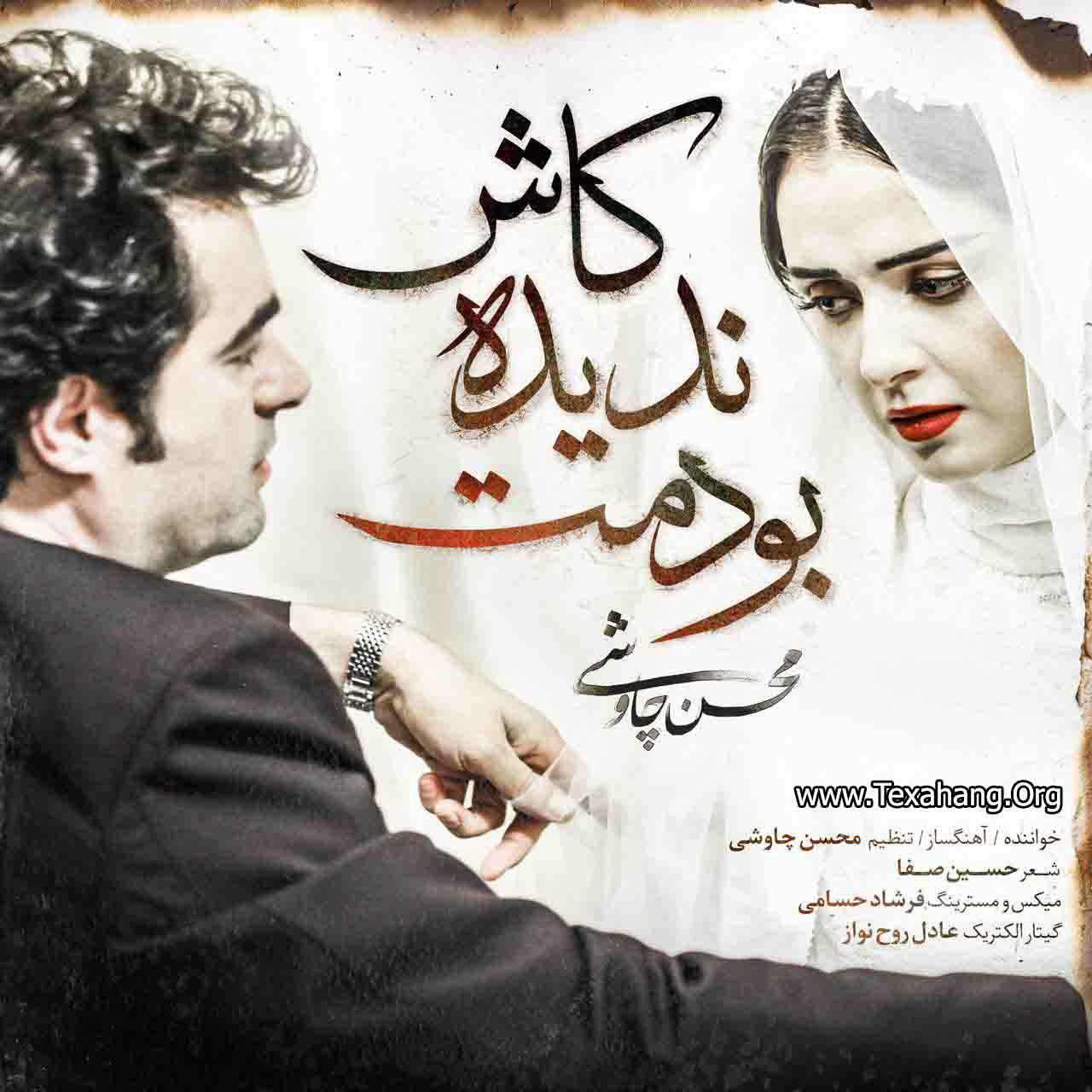 متن آهنگ کاش ندیده بودمت محسن چاوشی