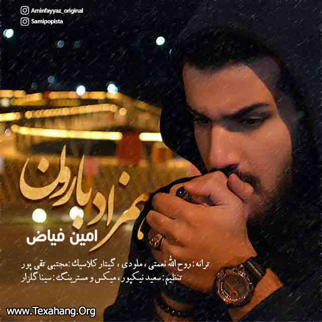 متن آهنگ همزاد بارون امین فیاض