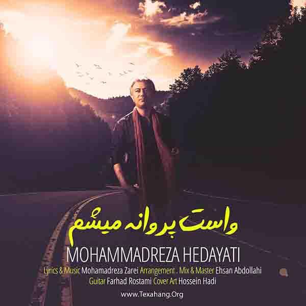 متن آهنگ محمدرضا هدایتی واست پروانه میشم